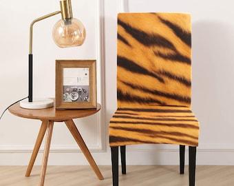 Chair Slip Cover Wild
