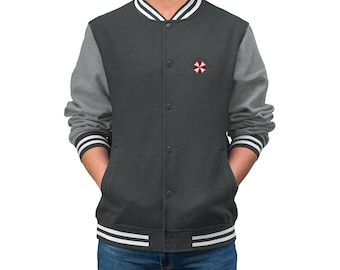 Men's Varsity Jacket Umbrella Corporation
