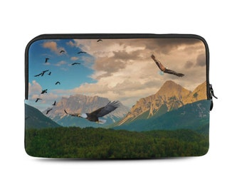 MacBook Air Sleeve 11 and 13 Inch Eagle Mountain