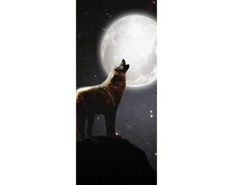 Yoga Mats Howling Wolf