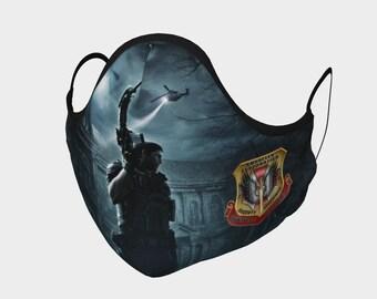Face mask Resident Evil