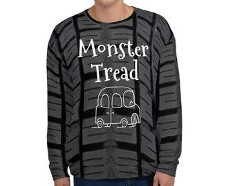 Men's Sweatshirt Monster Tread