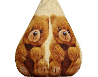 Bean Bag Chair w/ filling Teddy