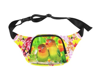 Fanny Pack Small Birds