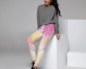Women's Joggers Tie Dye