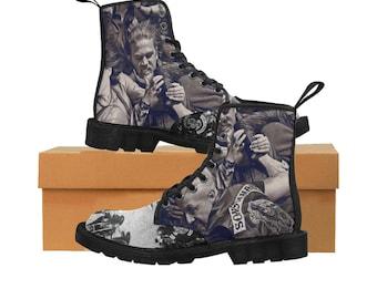 Men's SOA Lace Up Boots