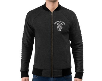 Bomber Jacket Sons Of Anarchy