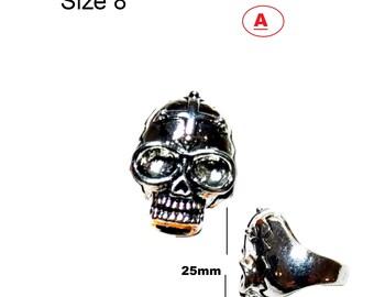 Skull Rings Men's Stainless Steel Series 1