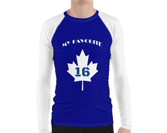 Men's Rash Guard Maple Leafs 16