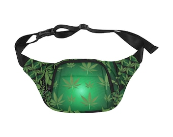 Fanny Pack Weed Small