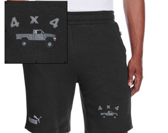 Men's Puma Bermuda Shorts
