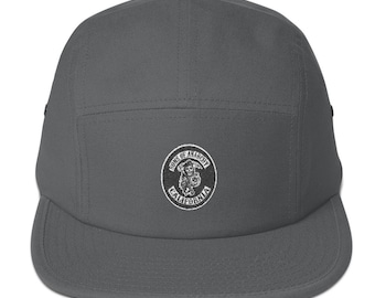 5 Panel Camper Hat Sons of Anarchy