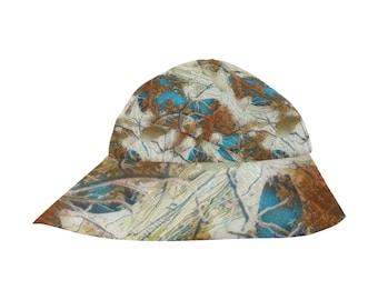 women's bucket Hat Dreamy Camo