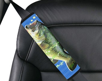 Car Seat Belt Cover Bass