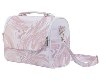 Women's Shoulder Satchel Pink