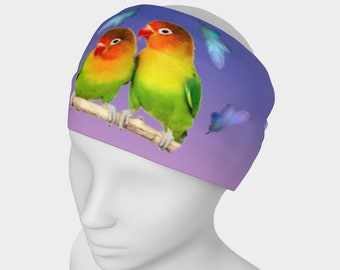Love Birds Headband