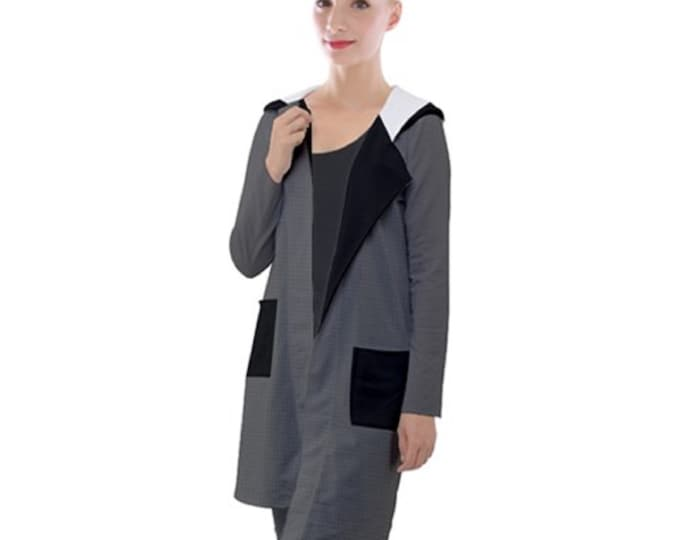 Featured listing image: Women's Hooded Pocket Cardigan