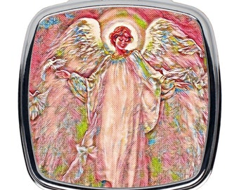 Compact Mirrors Angel