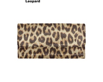 Women's Trifold Wallet Many Designs