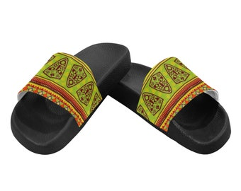 Men's Slide Sandals African