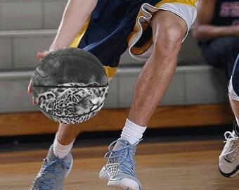Basketball Custom Leopard