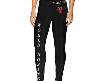 Men's Training Leggings boxing