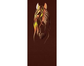 Yoga Mats Horse