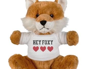 Hey Foxy Stuffed Animal