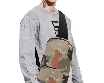 Desert Camouflage Chest Bag
