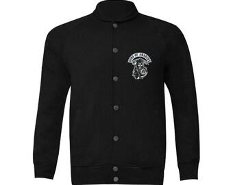 Men's Baseball Jacket SOA