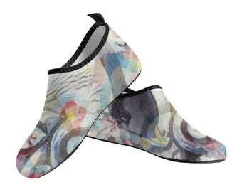 Women's Slip On Water Shoes peacock