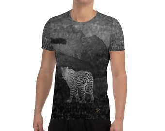 Men's Athletic T-shirt WildRness Jaguar