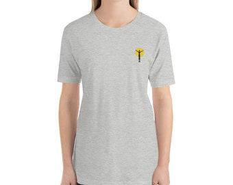 Short-Sleeve Unisex T-Shirt Logo