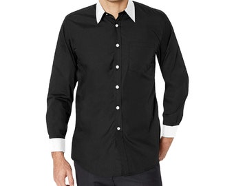 Men's Button Dress Shirt
