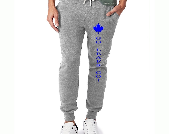 Featured listing image: Men's Eco Fleece Joggers