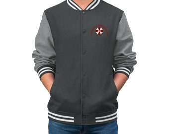 Men's Varsity Jacket Umbrella Corporation