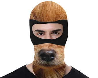 Dog Face Balaclava