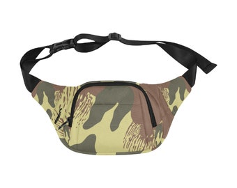 Fanny Pack Desert Camo Small