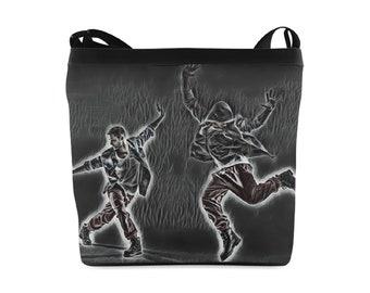 Crossbody Bag Hip Hop