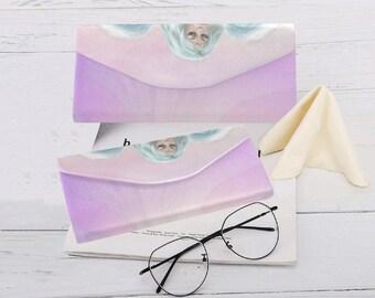 Eyeglasses Foldable Custom Case Angel