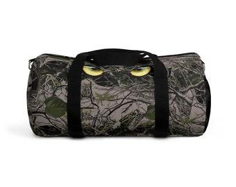 Duffel Bag Camo Eyes