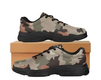 Men's Lyra Running Shoes Desert Camo