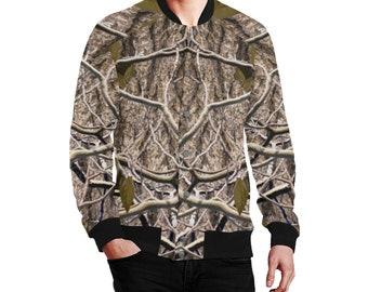 Men's Camouflage Timberleaf BB Jacket