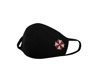 Mouth Mask Umbrella Corporation With Filter Packs