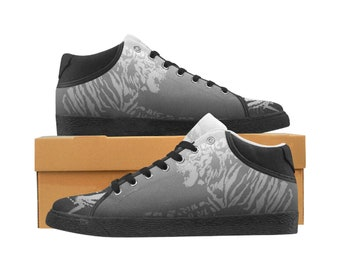Men's Chukka Shoes Tiger