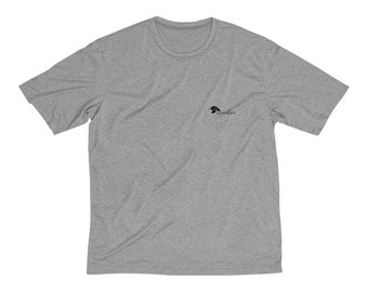 MenS Heather DriFit Tee Prowler