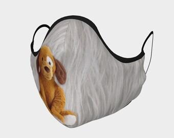 Face Mask Pet Dog
