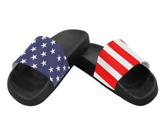 Women's Slide Sandals American