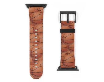 Watch Strap Basketball