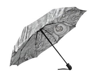 Automatic Folding Umbrella Angel